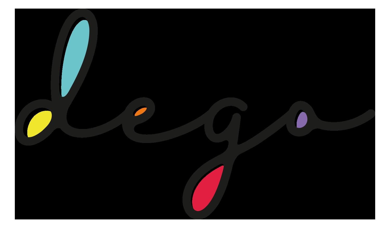 Dego Logo Black Transparent